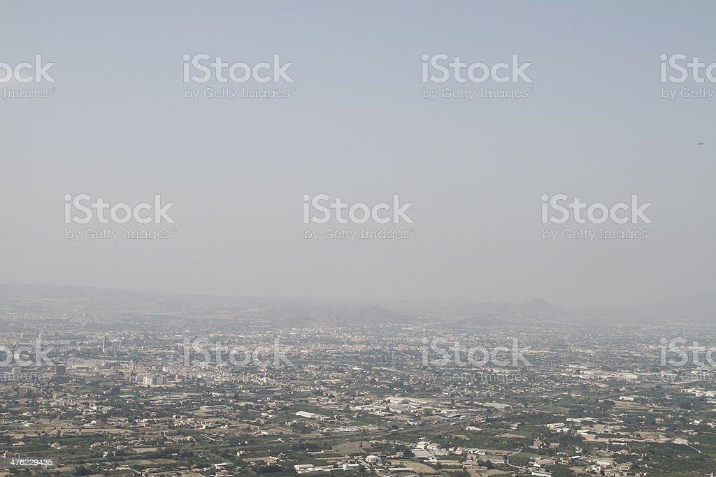 Murcia royalty-free stock photo