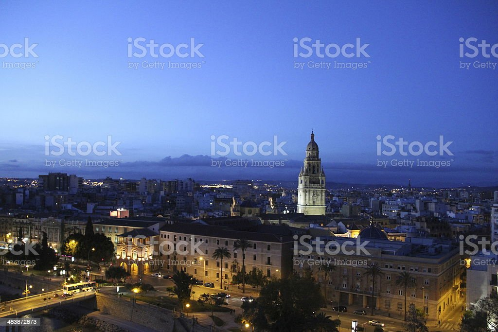 Murcia stock photo