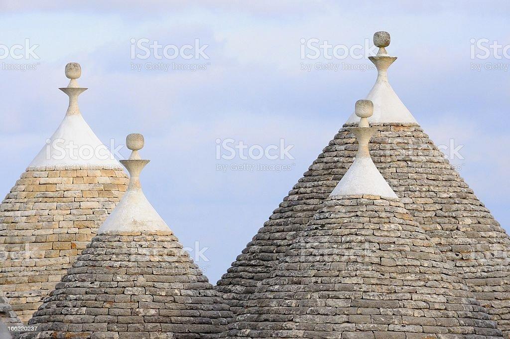 Murge Puglia, Italy royalty-free stock photo