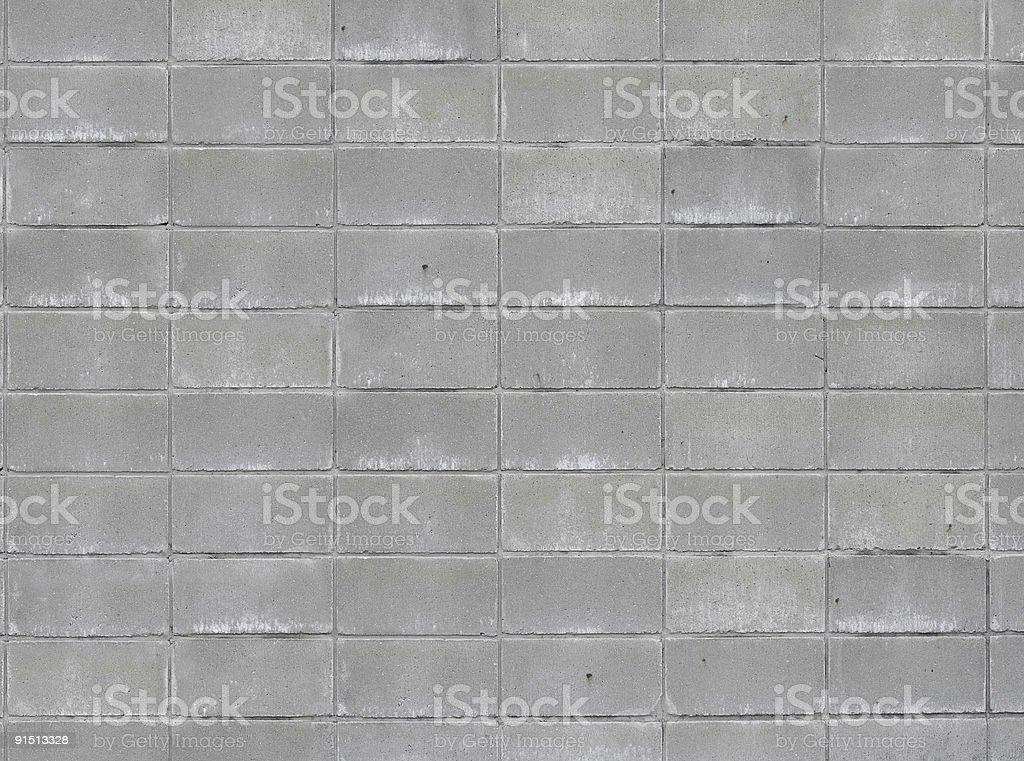 Muro de ladrillos royalty-free stock photo
