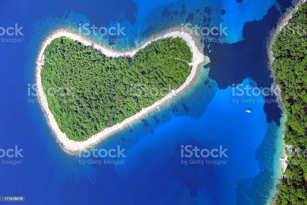 Murtar Island stock photo