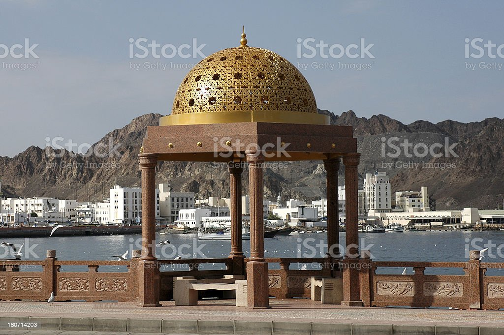 Muscat royalty-free stock photo