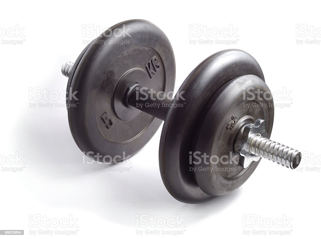 Muscle Maker royalty-free stock photo