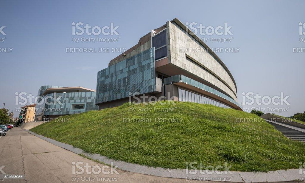 Museo Nazionale dell'Automobile, Torino, Italy stock photo