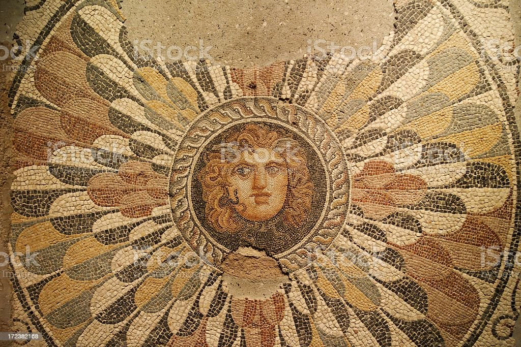 Museum artifact royalty-free stock photo