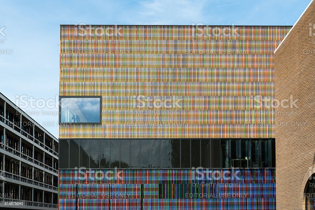 Museum Brandhorst stock photo