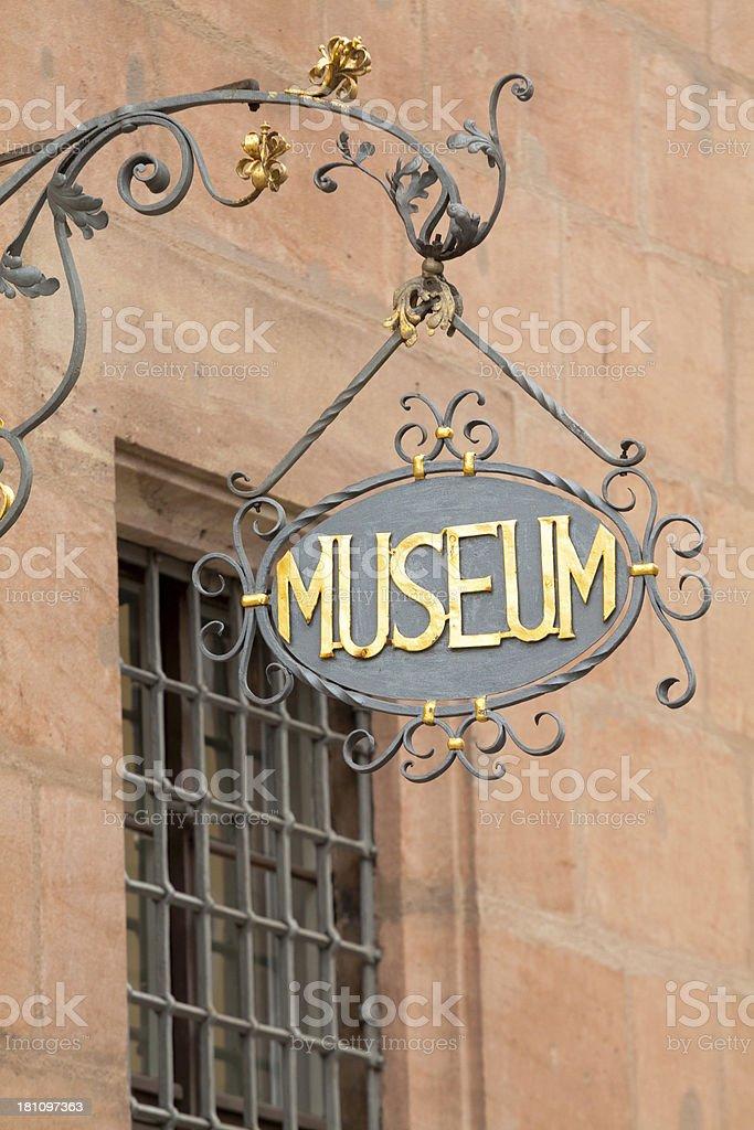 Museum Fembohaus royalty-free stock photo