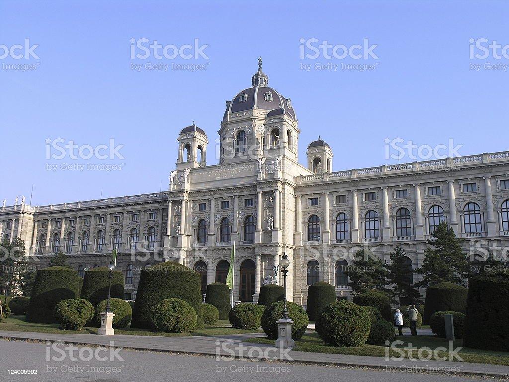 美術館、ウィーン ロイヤリティフリーストックフォト