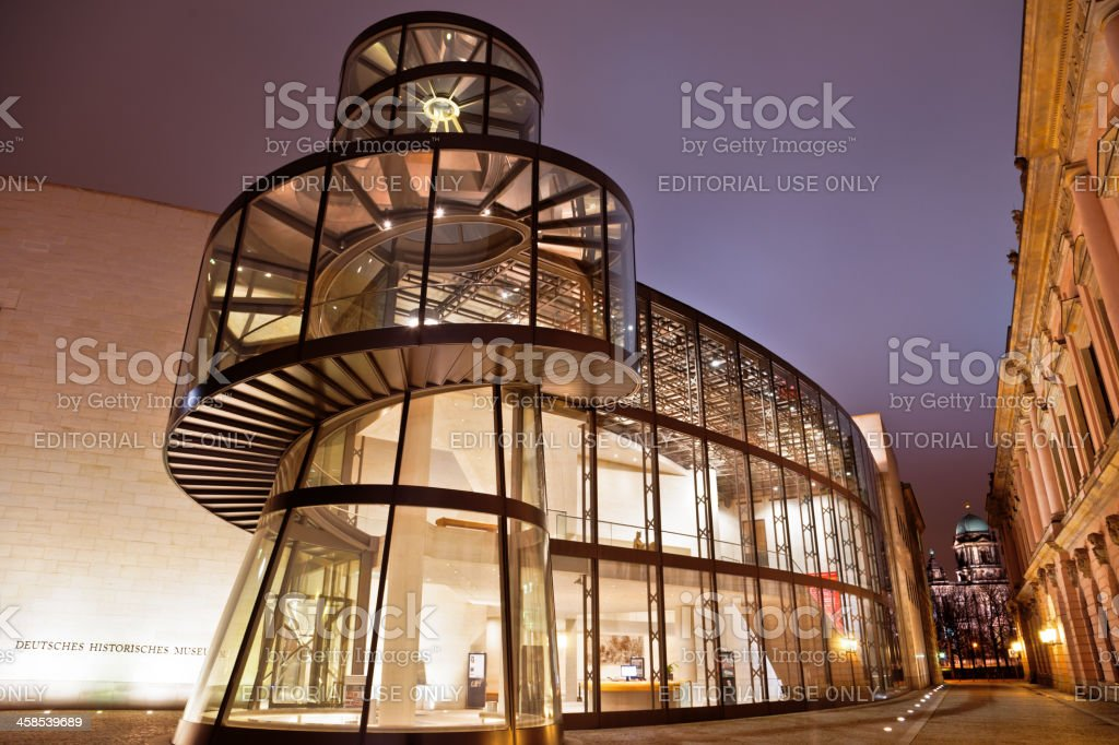 Museum Island in Berlin royalty-free stock photo
