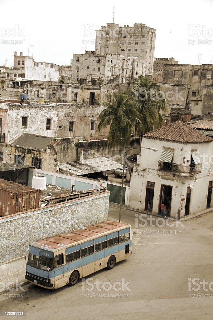 Museum of the Revolution in Havana stock photo