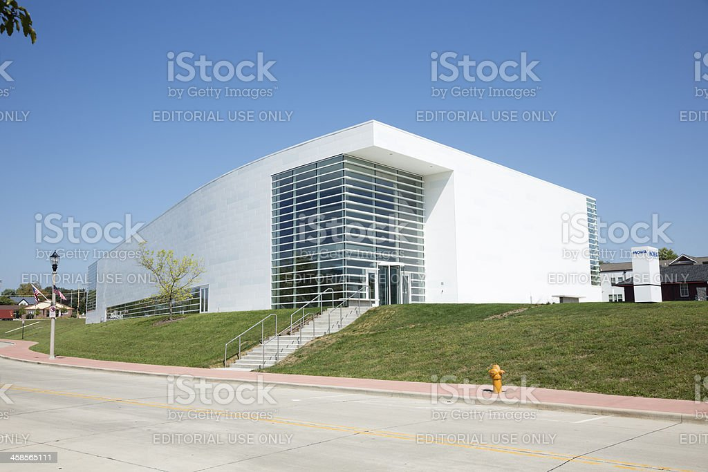 Museum Of Wisconsin Art royalty-free stock photo
