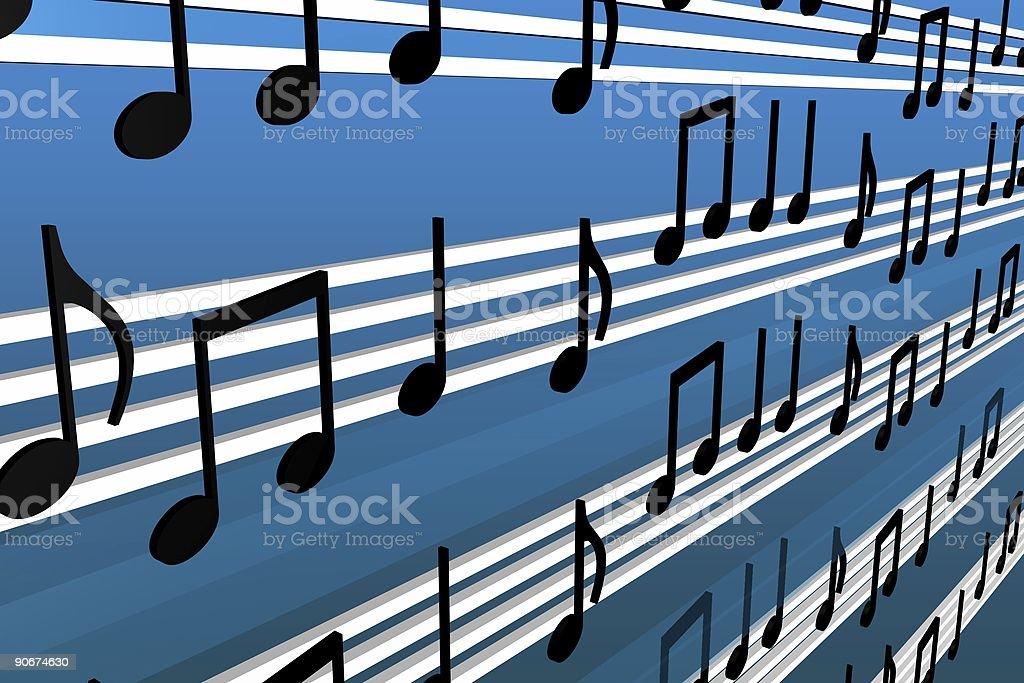 Music  2 royalty-free stock photo
