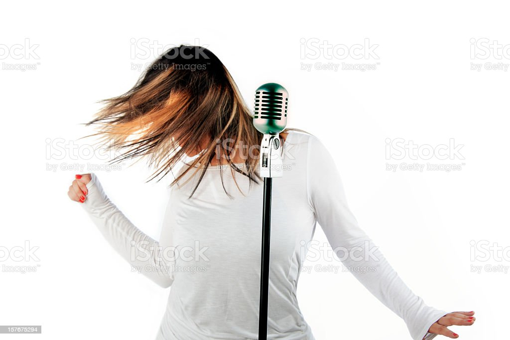 Music and Dance royalty-free stock photo