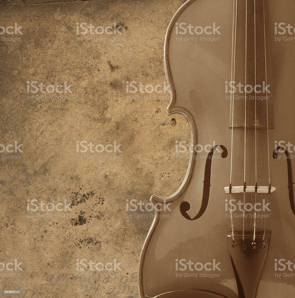 Music background - retro series royalty-free stock photo