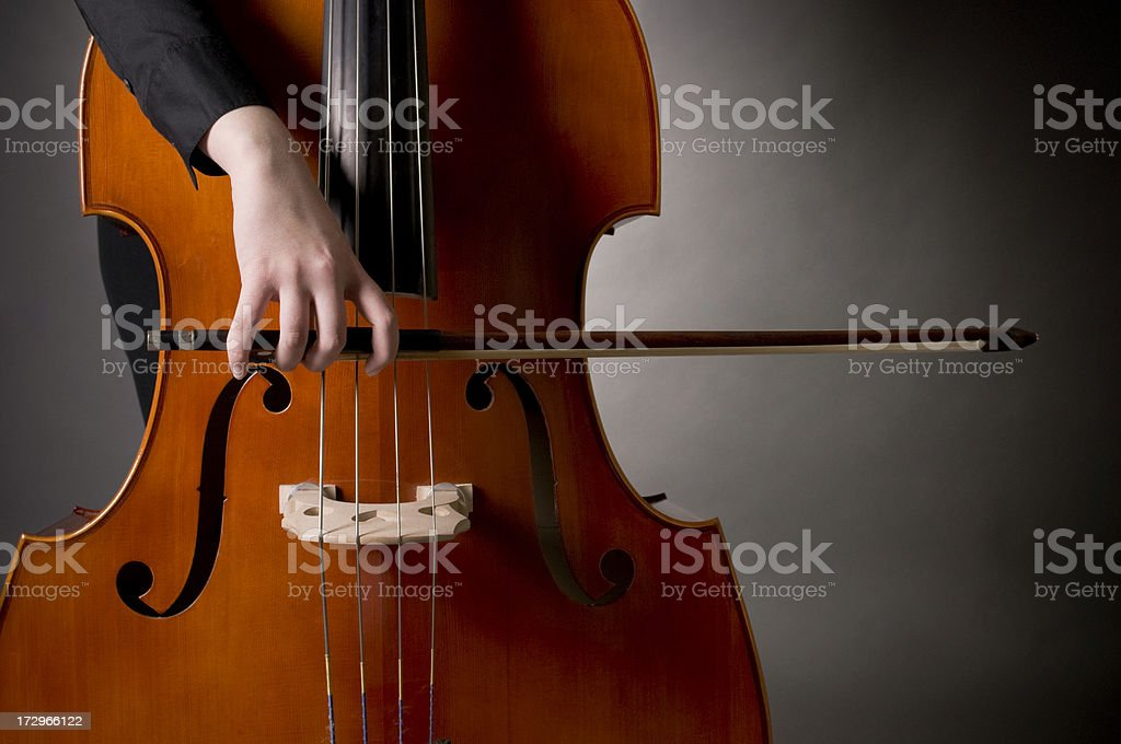 Music Bass Symmetry royalty-free stock photo