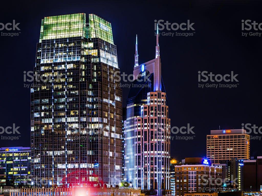 Music City Juggernauts stock photo