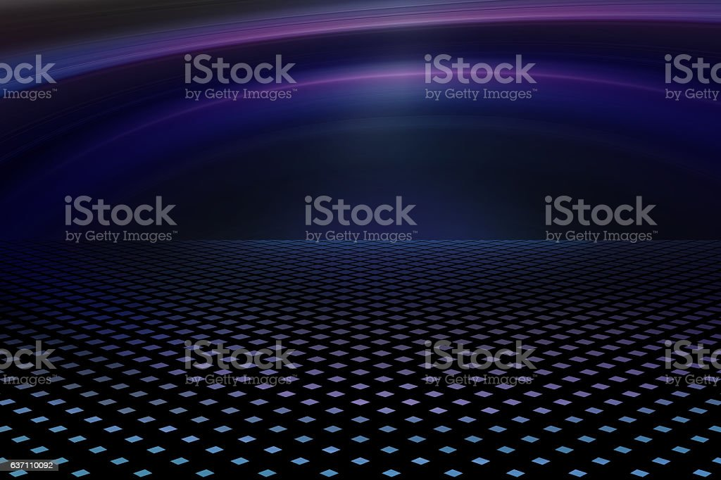 EDM Music Festival Abstract Background stock photo