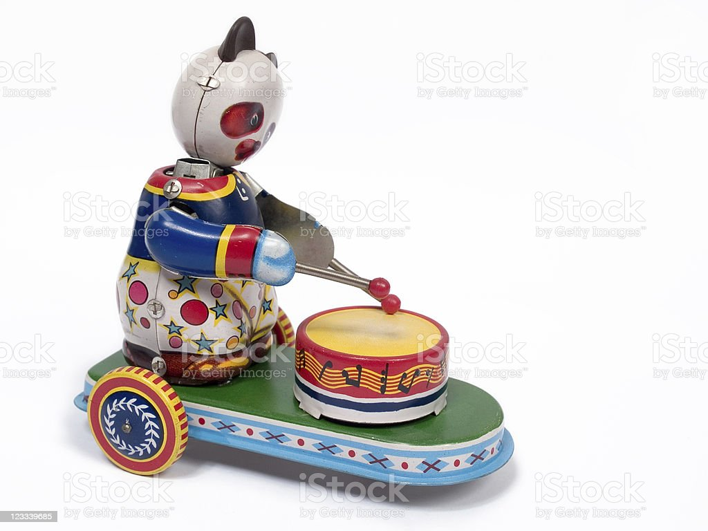 Music Panda royalty-free stock photo