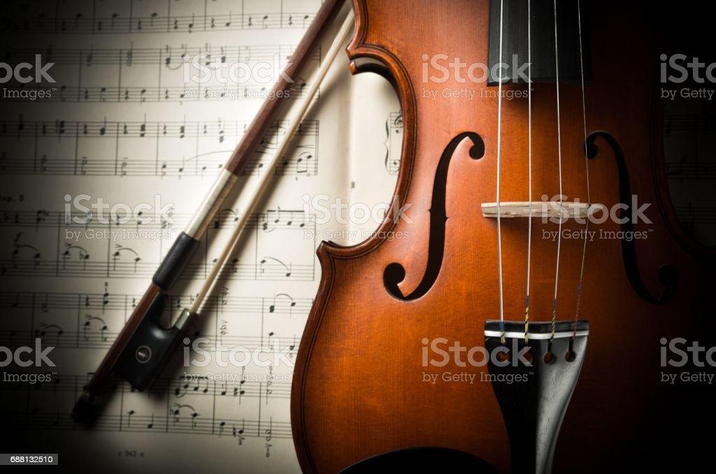 Music. stock photo