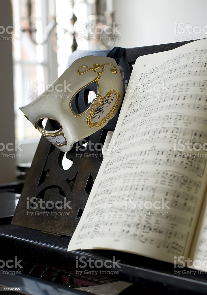 music royalty-free stock photo