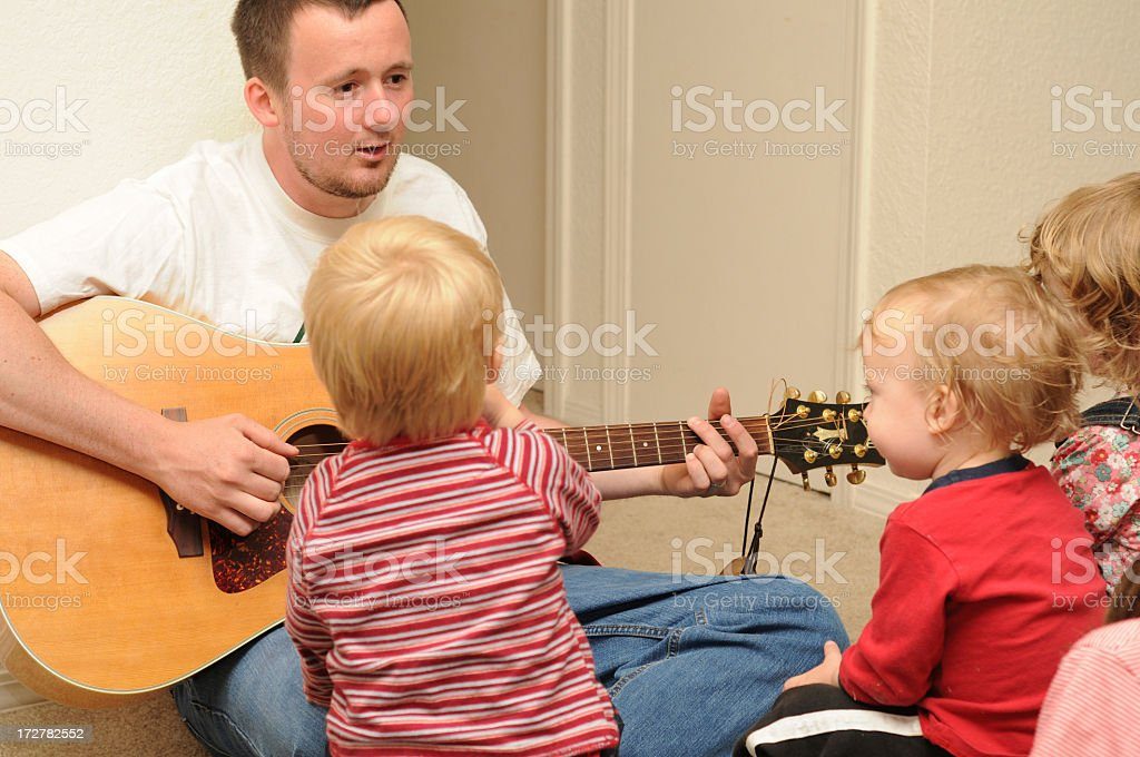 music time stock photo