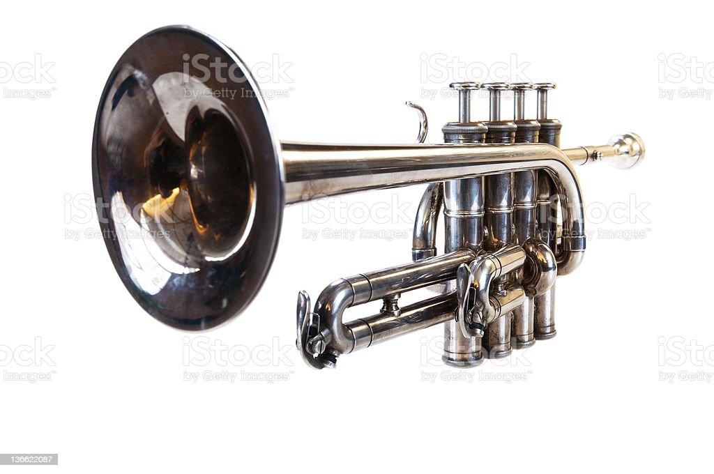 music trumpet royalty-free stock photo