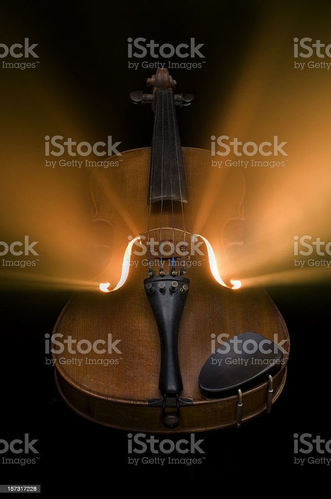 Music within royalty-free stock photo