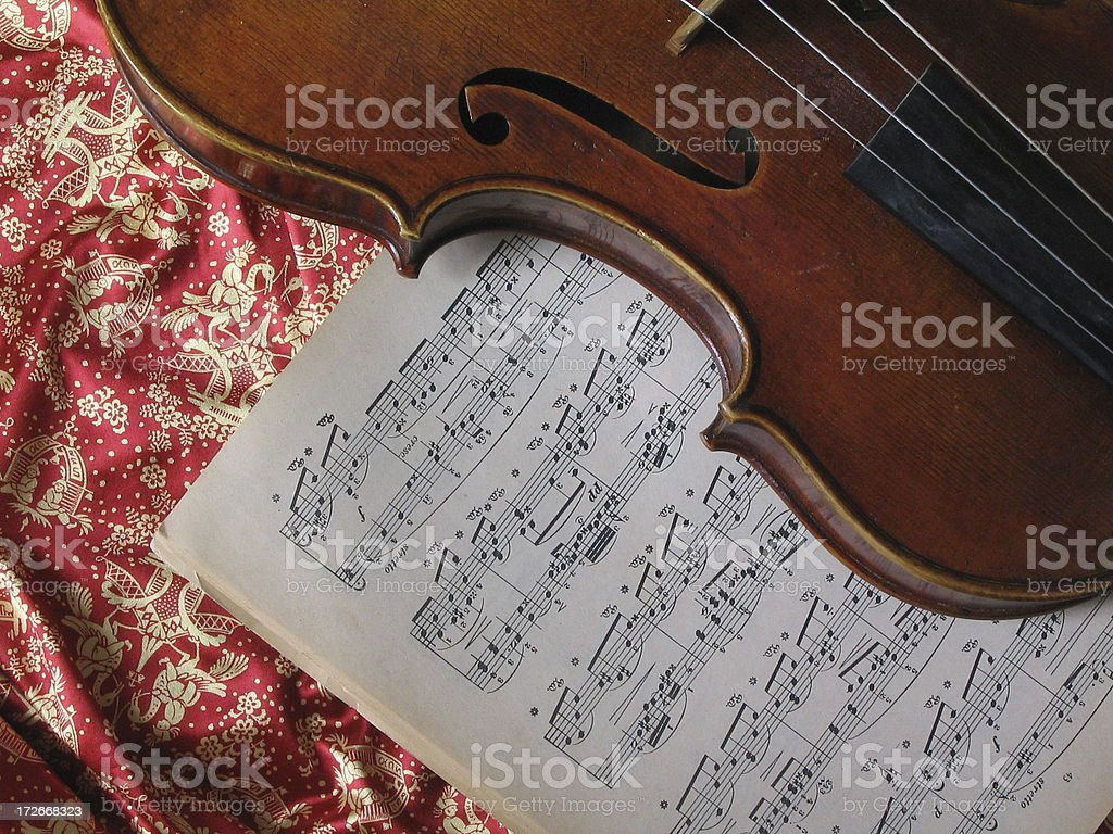 Musical Atmosphere2 stock photo