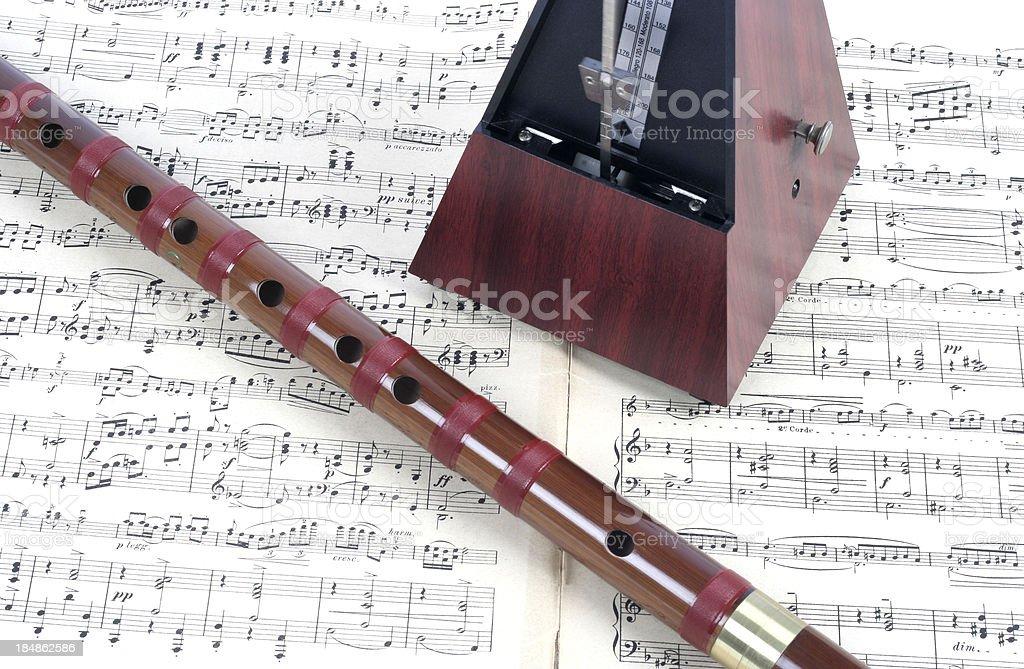 musical equipment royalty-free stock photo