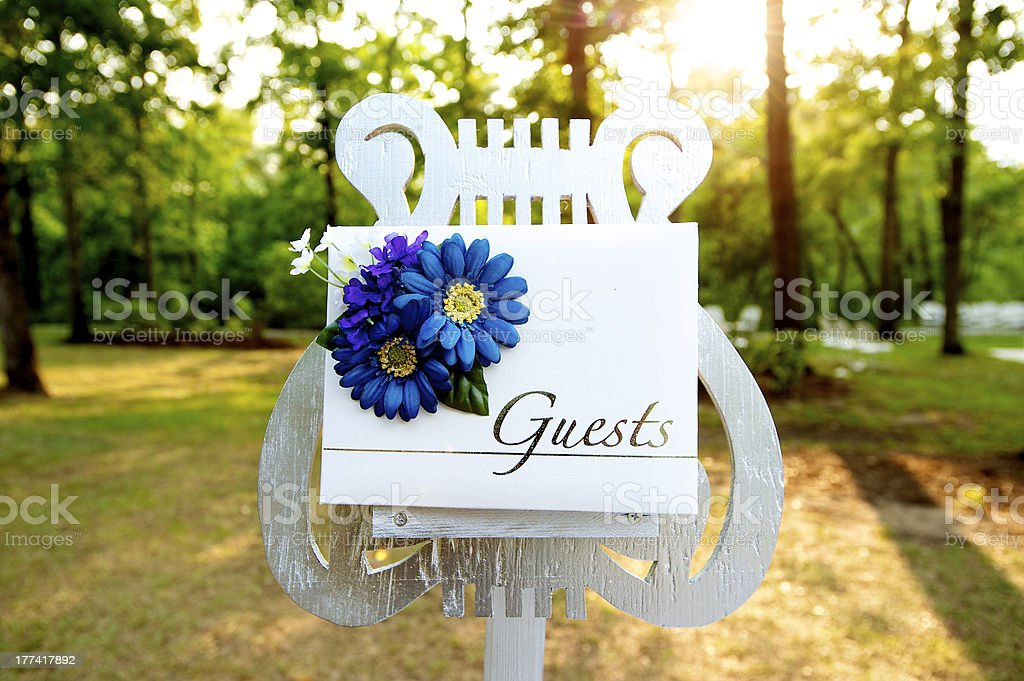 Musical Guest royalty-free stock photo