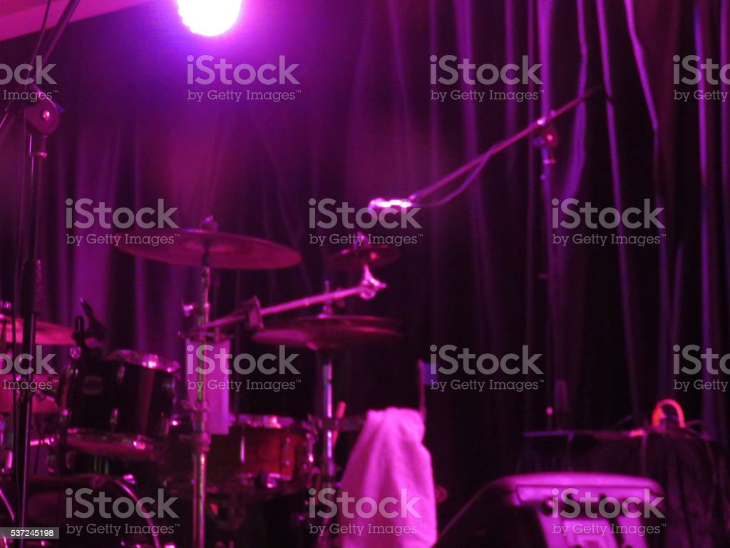 musical instruments Background stock photo