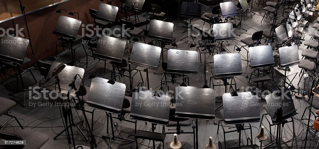 musical instruments. stock photo