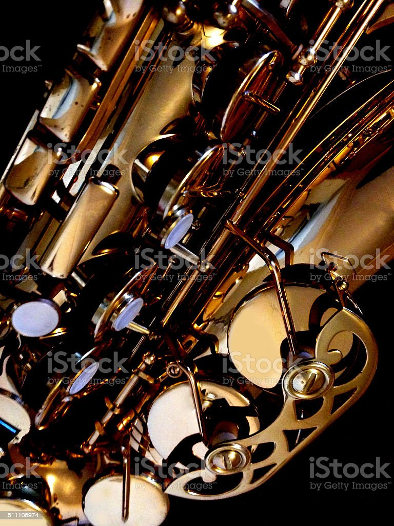 Musical Woodwind Instrument stock photo