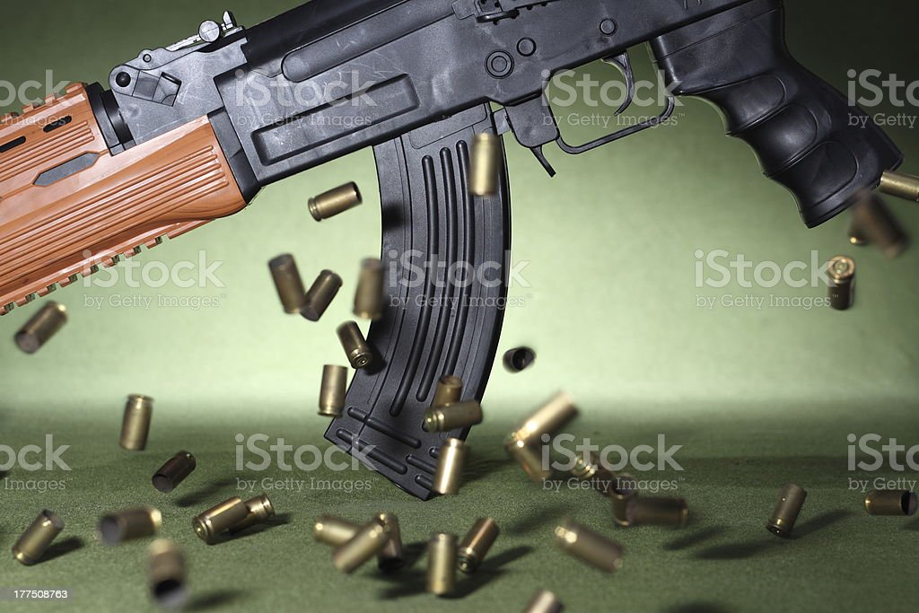musket stock photo