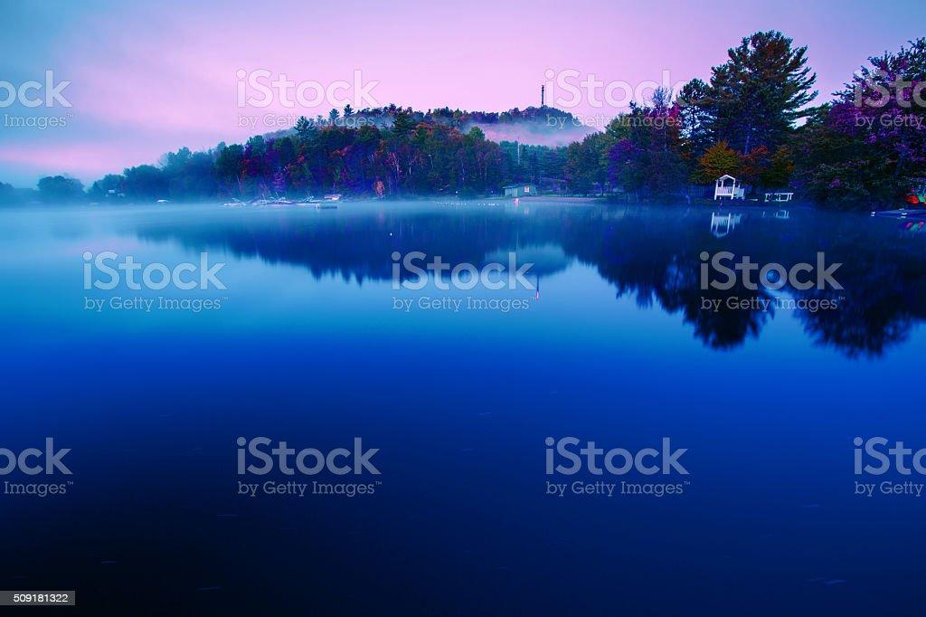 Muskoka, Ontario - Cottage Country stock photo