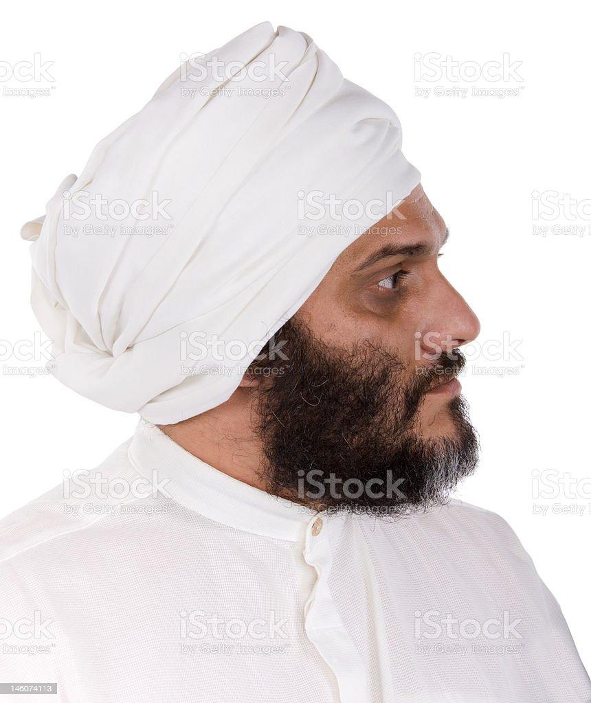 Muslim people royalty-free stock photo