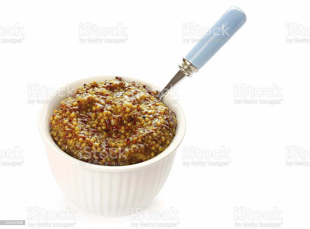 Mustard royalty-free stock photo