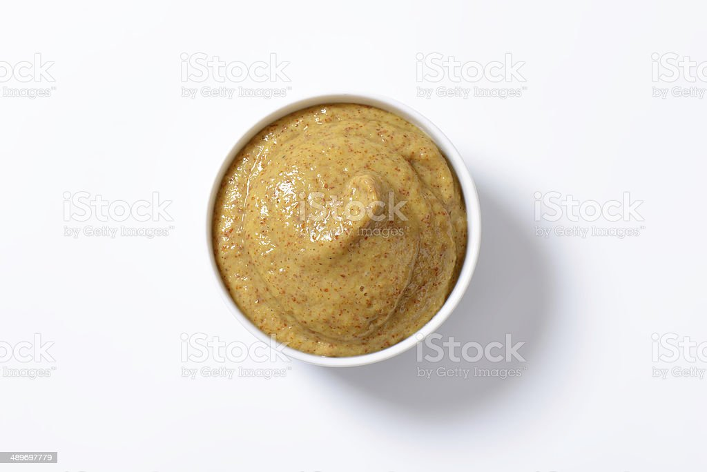 mustard stock photo