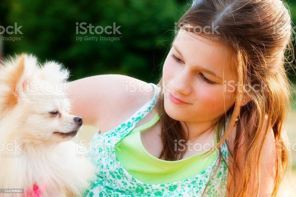 Mutual Admiration royalty-free stock photo