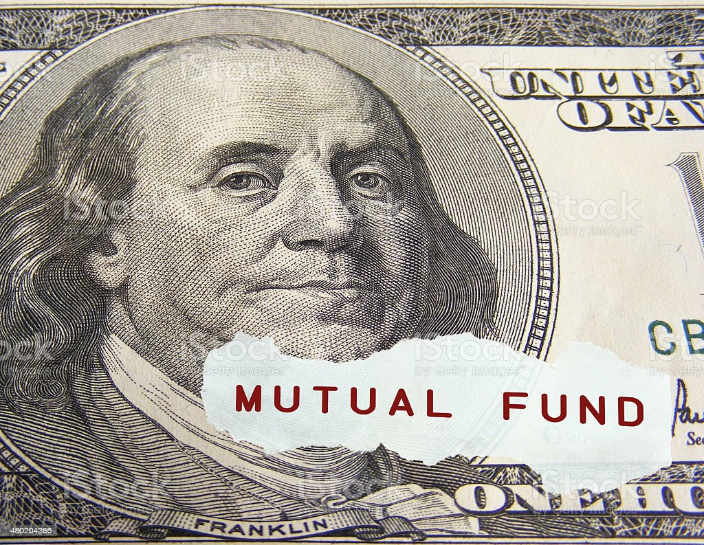 Mutual fund stock photo
