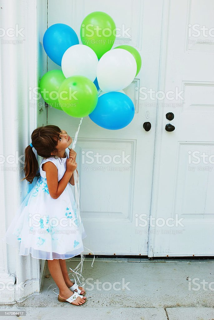 My balloons royalty-free stock photo