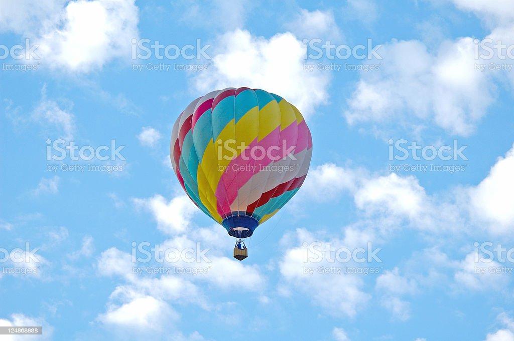 My Beautiful Balloon royalty-free stock photo