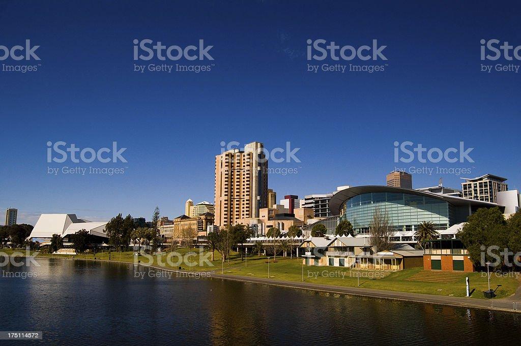 My Beautiful City stock photo