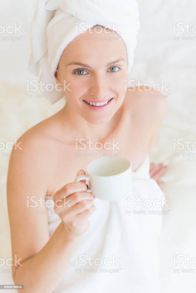 My beauty spa day ! stock photo