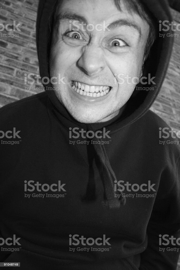 My bRAain hUrts stock photo