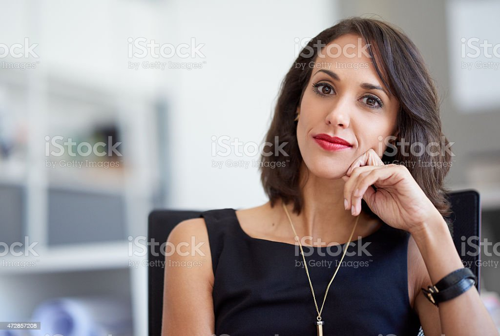My career knows no bounds stock photo