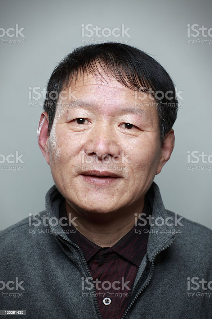 My Dad royalty-free stock photo
