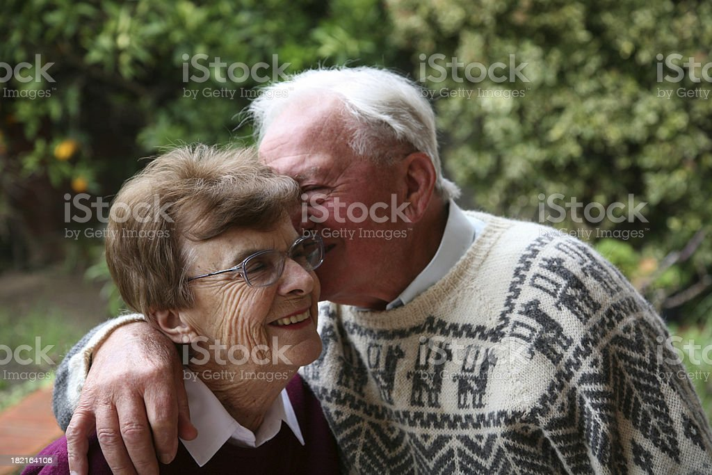 My darling wife royalty-free stock photo