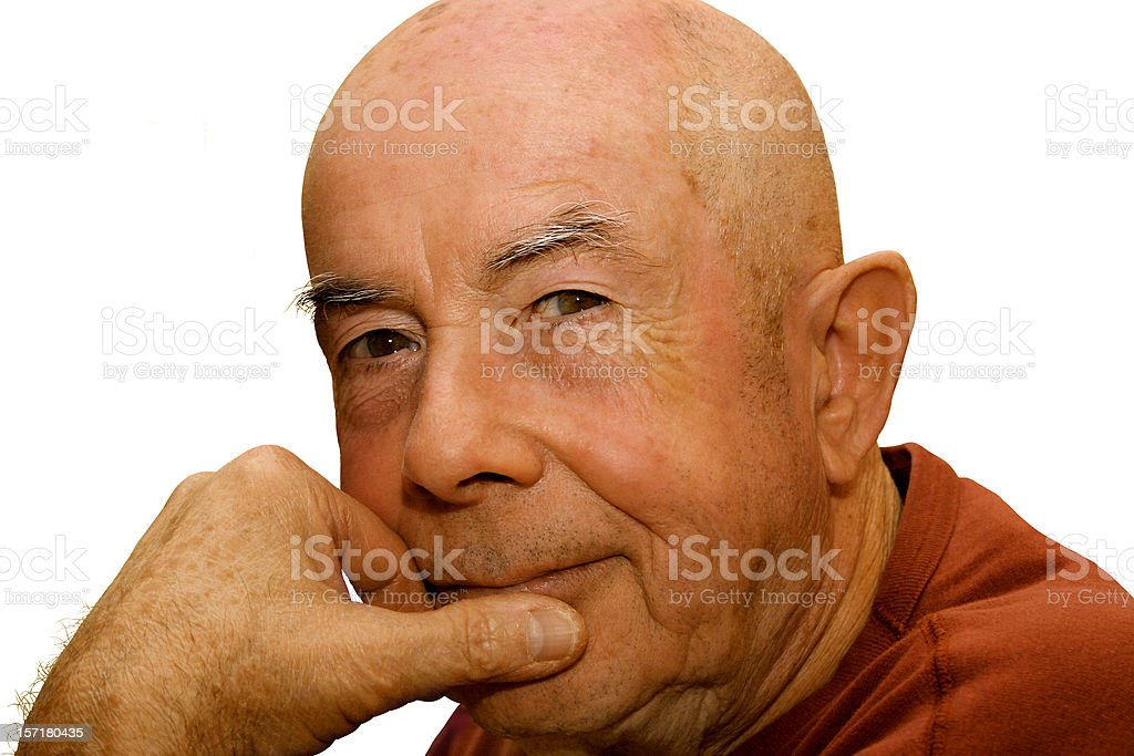 My Father royalty-free stock photo