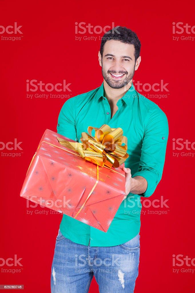 My favorite gift stock photo